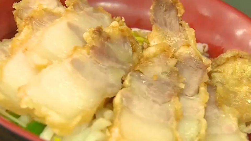 招牌燒肉米苔目 古早味傳承一甲子