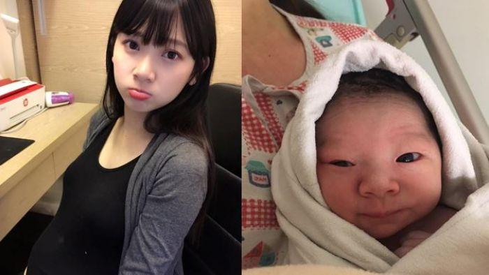 「最正姐姐」閃婚6個月生娃 爸爸竟希望寶寶像「他」