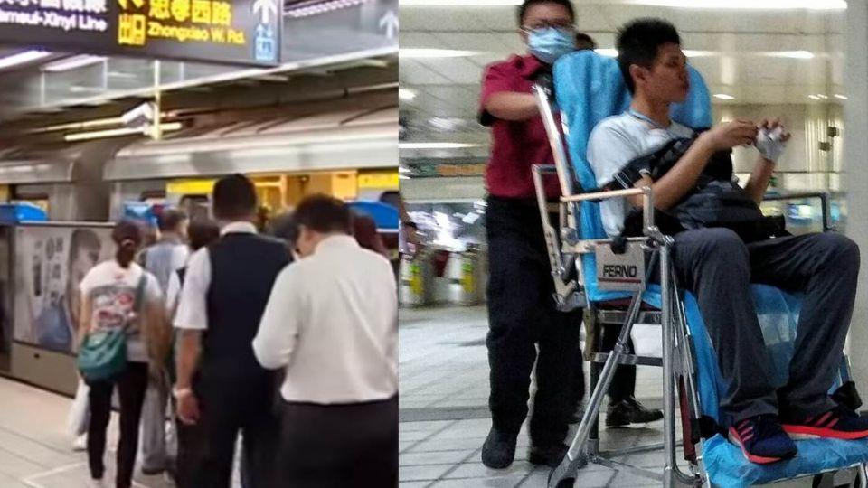 北捷HTC爆炸案大逆轉! 20歲男子「折斷手機」釀禍