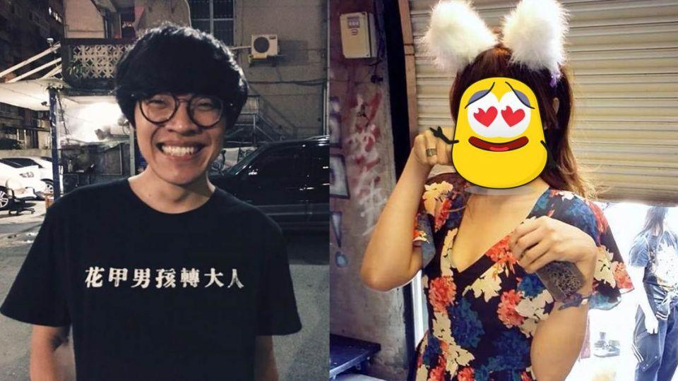 出道10年驚爆愛火?盧廣仲熱戀「台大正妹主唱」曝光