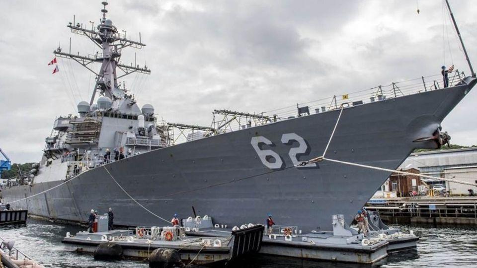 對台政策改變? 美參院委員會通過「軍艦可停靠台灣港口」