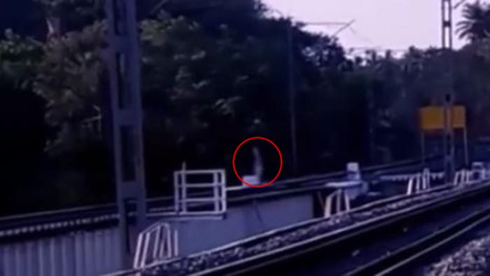 【影片】心驚驚!車站、醫院頻傳靈異 自拍驚覺「有人在看」
