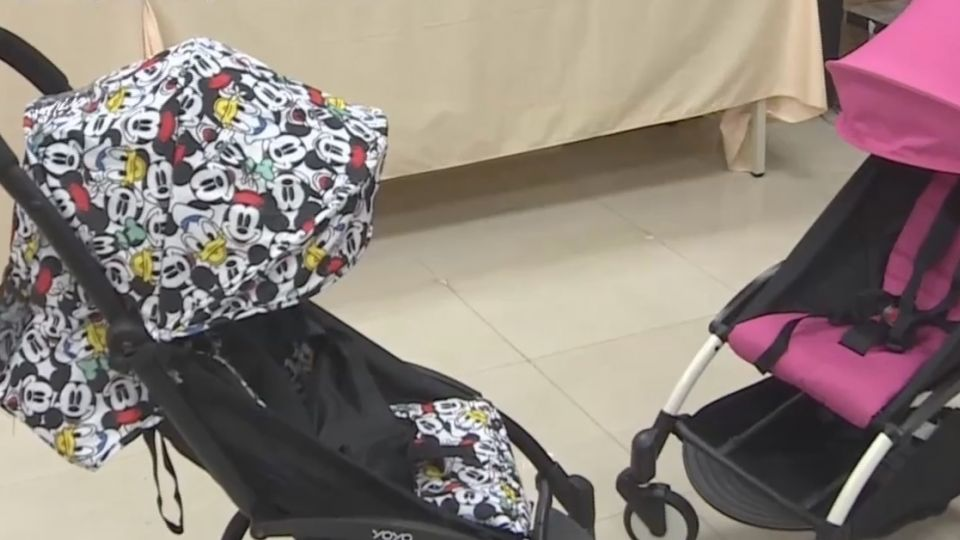 山寨法國紅牌嬰兒手推車 FB社團1/6價 挨告