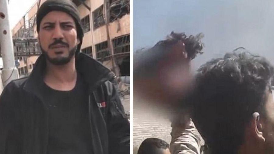 【更新】目睹4兄遇害...他怒殺百名IS份子 斬首拎頭顱遊街