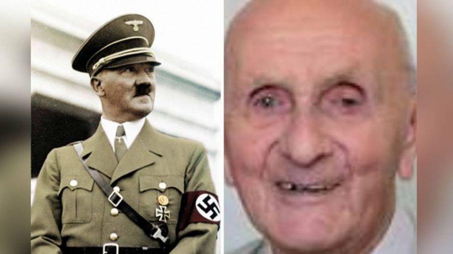 【更新】希特勒還活著!?128歲男自稱「本尊」 長年隱姓埋名躲追捕