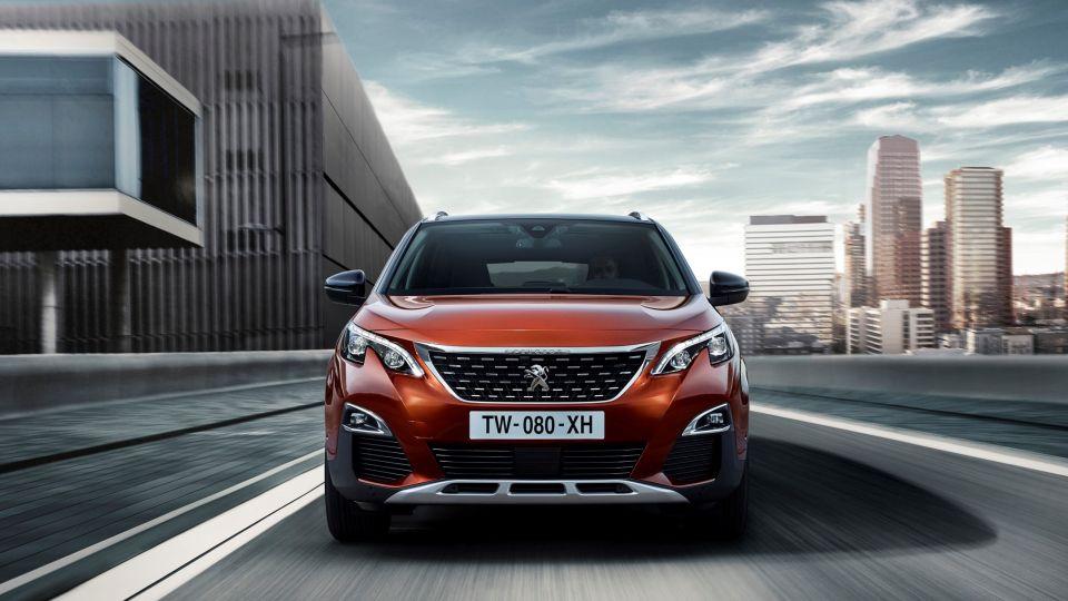 市場唯一手排SUV! Peugeot跨界3008預售開始