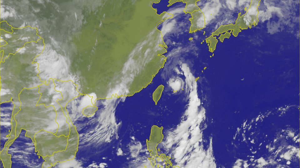 旅遊警報!輕颱南瑪都直撲日本 赴日民眾要留意