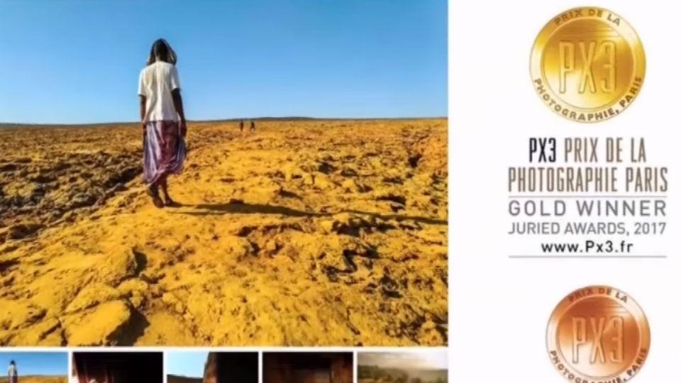 一支手機也能為國爭光 拍攝作品獲國際金獎