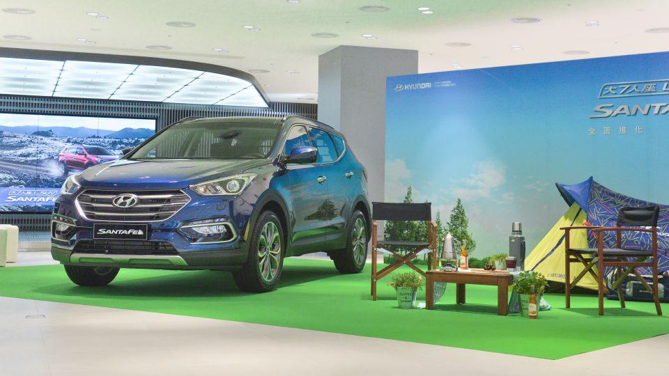 全車系售價最多降四萬! 小改款Hyundai SantaFe正式上市