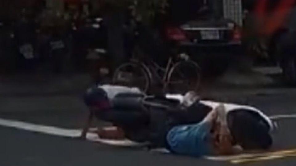 學不乖!三度酒駕吊照 醉男騎車再撞單車伯