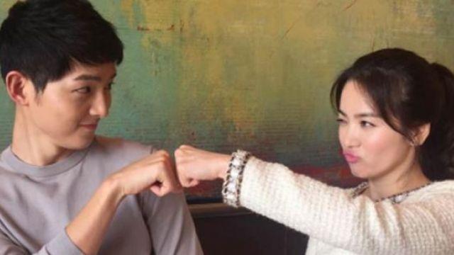雙宋CP公布婚訊關鍵曝光 疑宋慧喬「這件事」被抓包