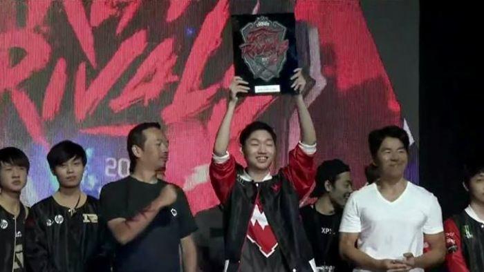 大陸選手LOL比賽被羞辱?他指出台灣觀眾沒做這件事