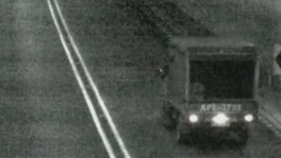 史上最狂龜速車 時速24公里進雪隧挨罰