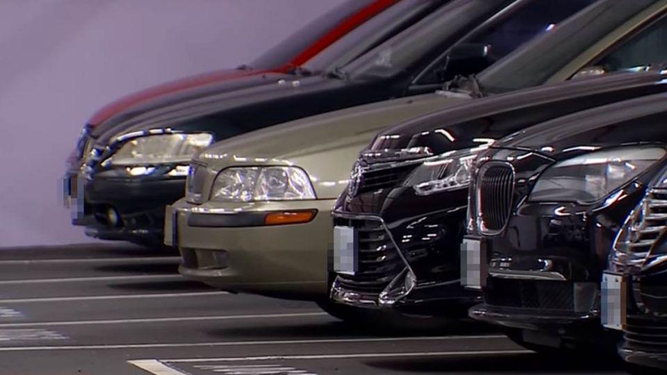 女違停社區車位3小時 代價…遭上鎖討40萬