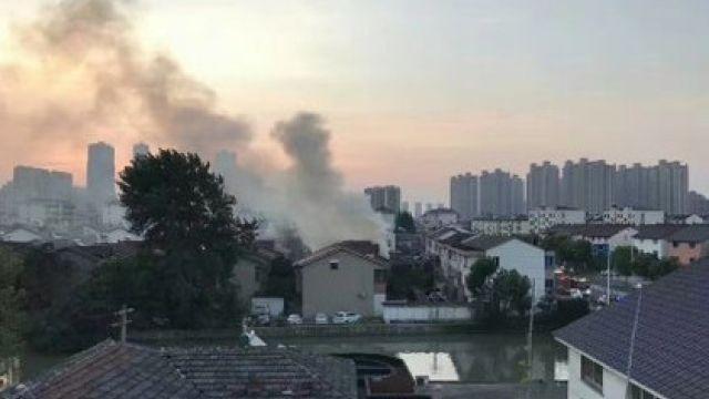 曾遭控有安全隱憂!江蘇分租房暗夜惡火 22人被燒死