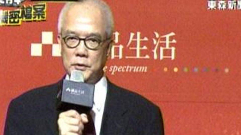 誠品創辦人吳清友傳過世! 病逝北醫享壽68歲