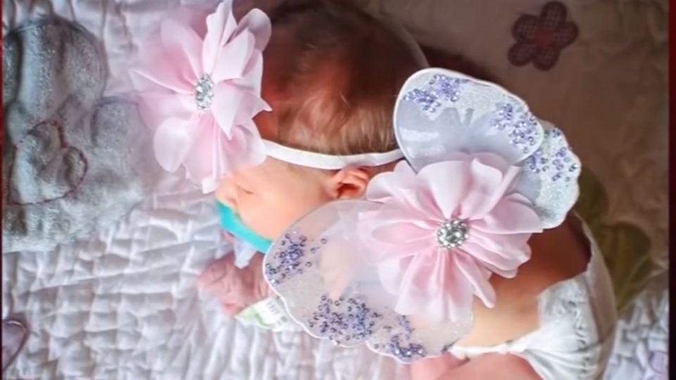 一吻奪命?! 女嬰被「親吻」後昏迷 引腦膜炎逝