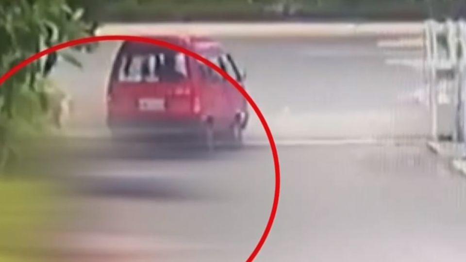開車衝撞妻子及律師 妻急救二天傷重身亡