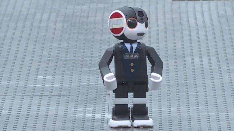 日本導遊機器人 陪你遊東京500有找