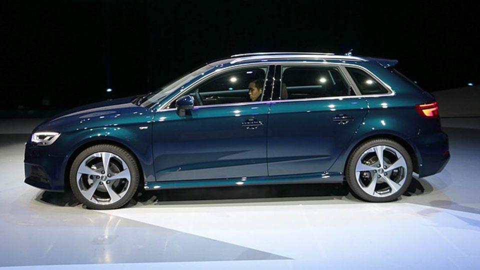 搭載1.5TFSI引擎 Audi A3小改款登台亮相
