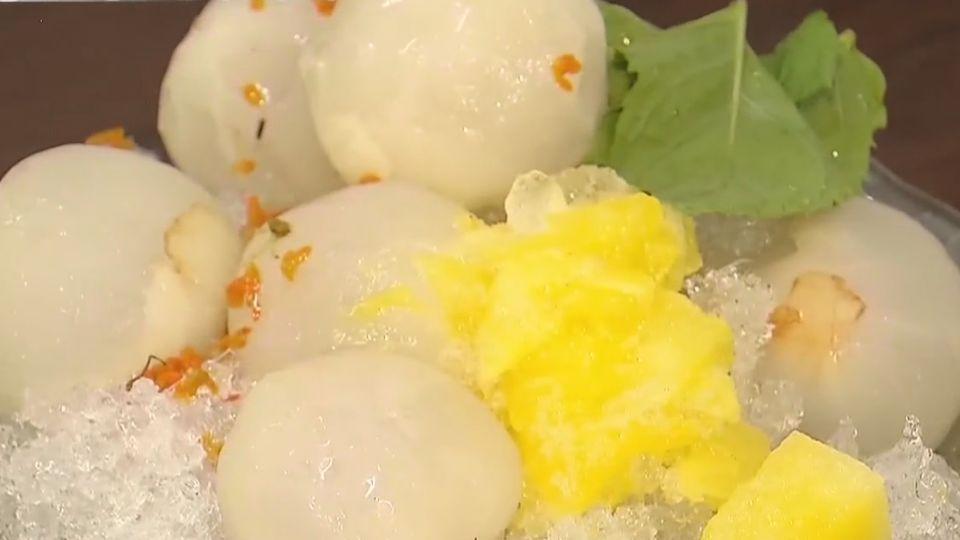 溫州甜品來台改良 荔枝桂花冰曾日銷千碗