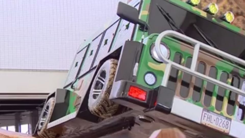 吉普車、F1開出來 兒童新樂園8月推新設施