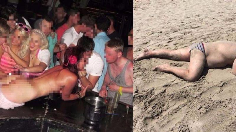 裸體、爛醉醜態曝光!希臘度假海島慘變「撿屍鬼島」