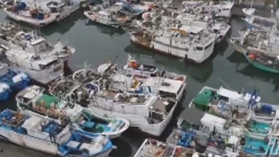 1750漁工船上躲「尼莎」 漁工會批草菅人命