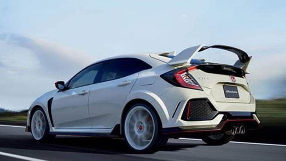 四門還是掀背…HONDA Civic Type R開發分兩派吵翻!