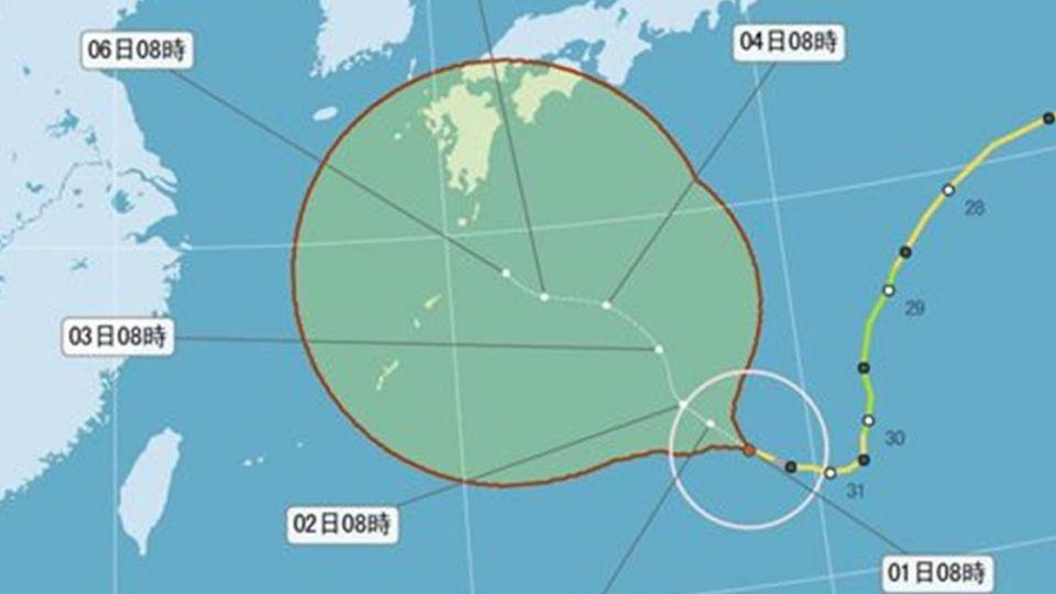 超驚人!11號颱風若生成 諾盧「這個」將破50年紀錄