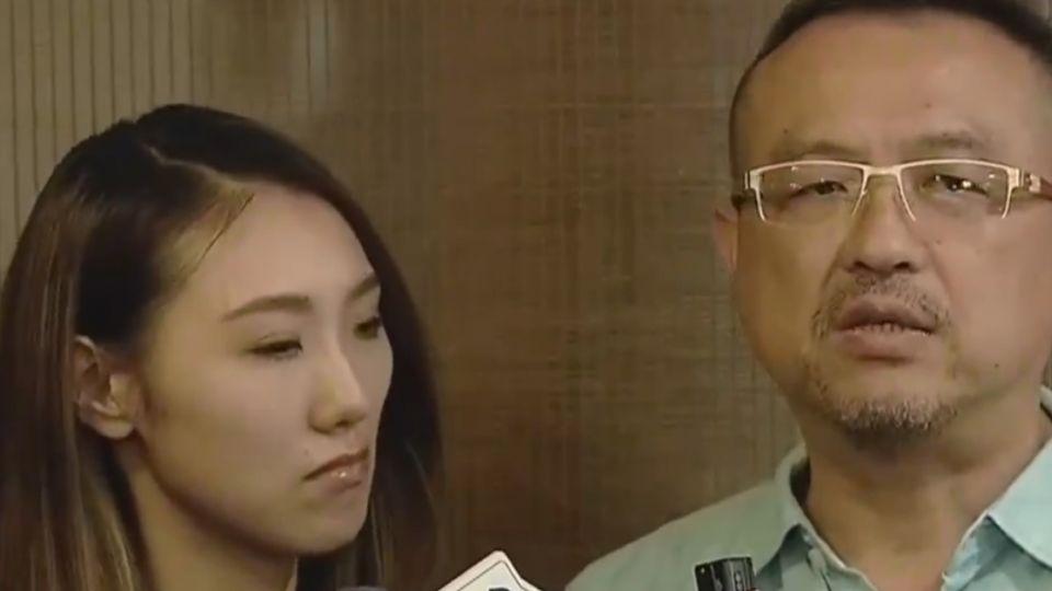 謝金燕出席百日音樂會? 謝順福透過媒體喊話