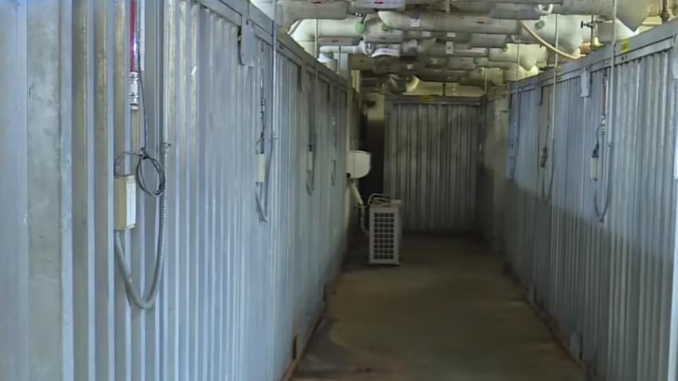 關冷氣也能維持26-28度 新北市府儲冰槽融冰