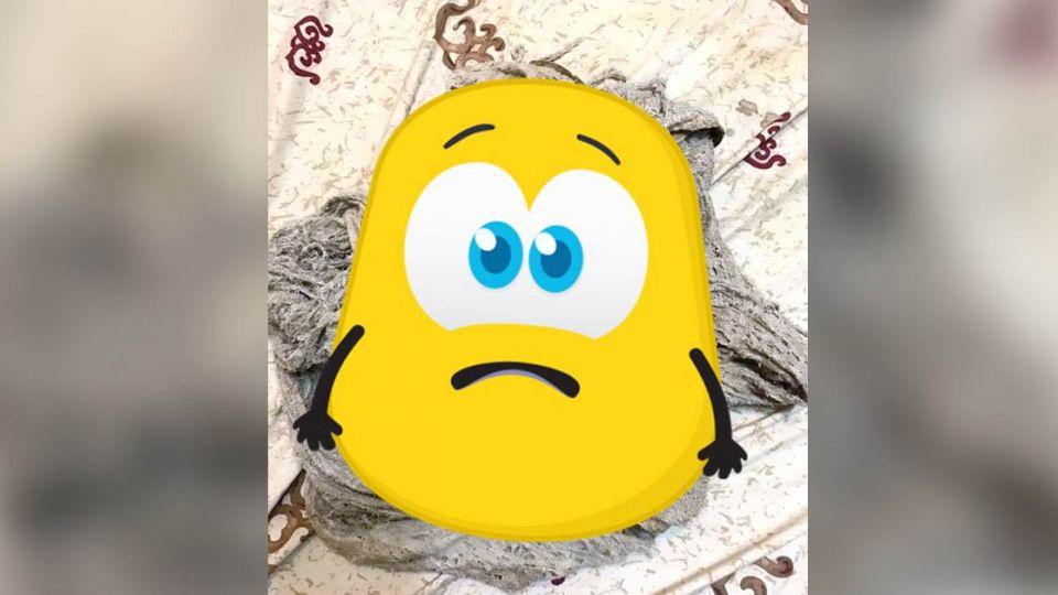 妹妹的「小被被」超狂…網友嚇傻:阿祖的裹腳布?