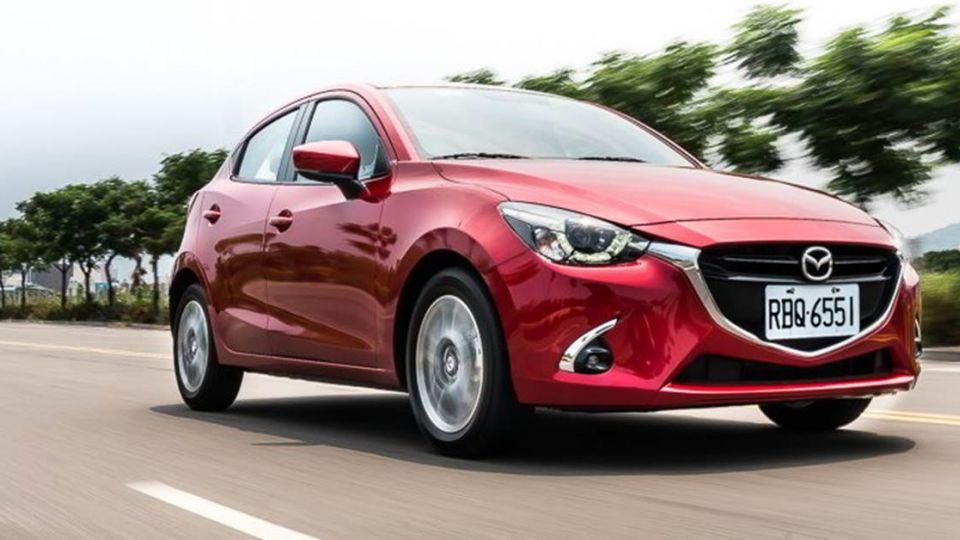 人馬一體再進化 Mazda 2小改款試駕