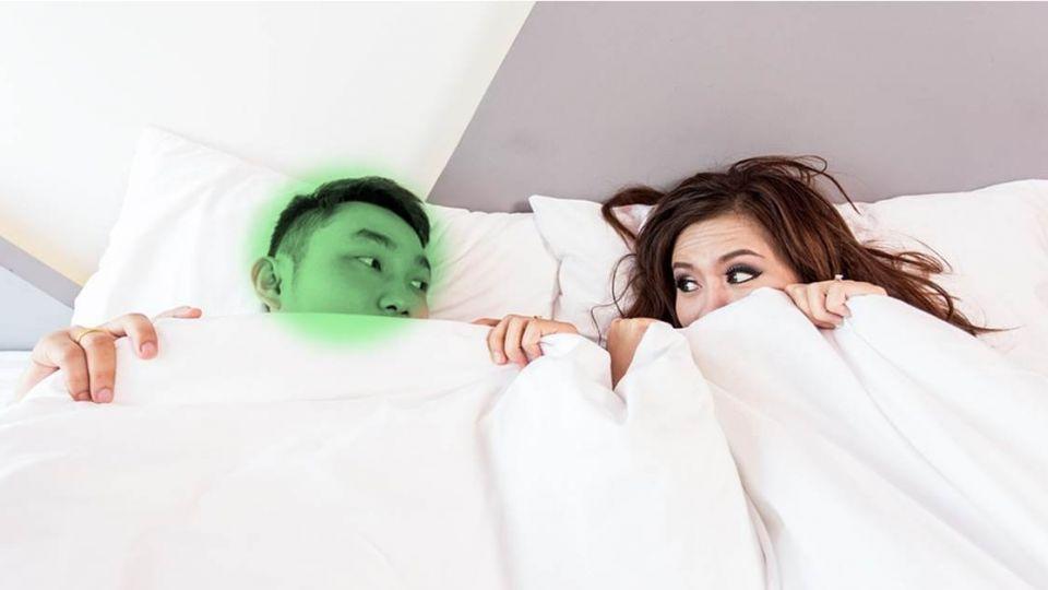 綠綠的…人妻參加同學會變「稱職床伴」 坦承差點暈船