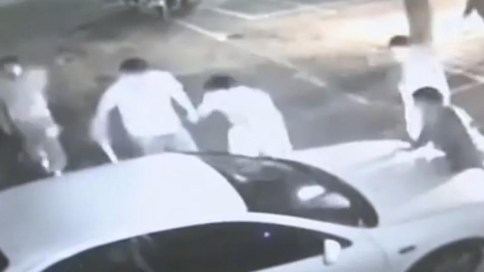 簽賭搶世大運財 爭地盤砸車丟土製炸彈