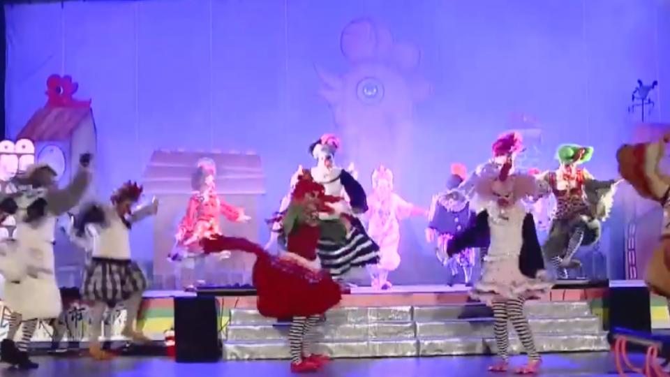 新北兒童藝術節 「雞城故事」率先登場