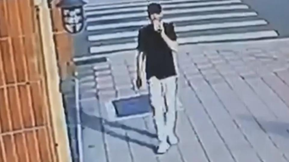 不單純?!潛民進黨部行竊 韓賊趙俊基國際慣竊
