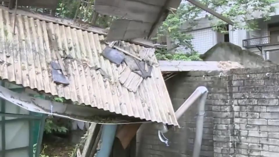 老屋活化玩假的?錦町日式宿舍群殘破無人管