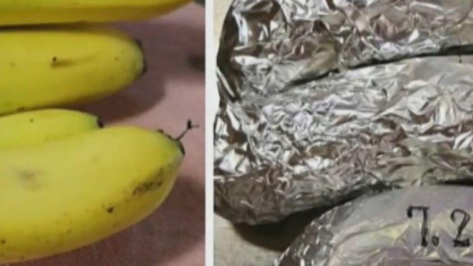 香蕉包「鋁箔紙」保存冷藏 逾九天不會變黑