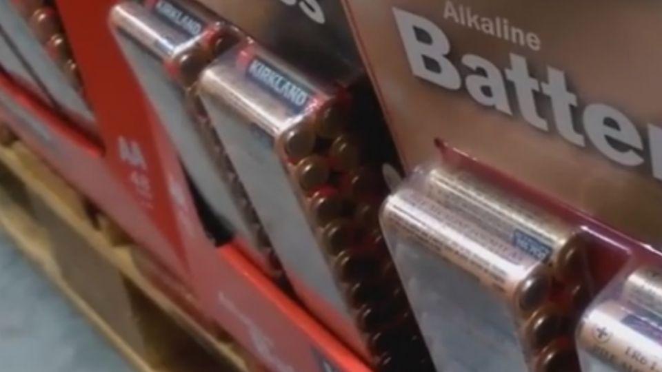 美賣場自有品牌電池漏液 被稱「電器殺手」