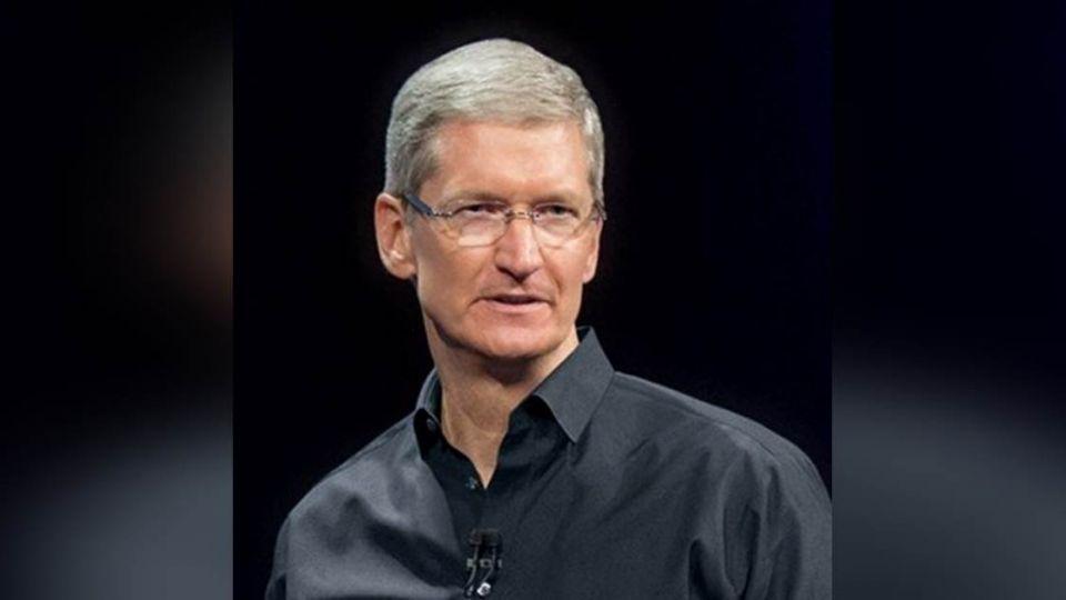 糗!才說蘋果執行長庫克要來台 如今「這原因」不來了