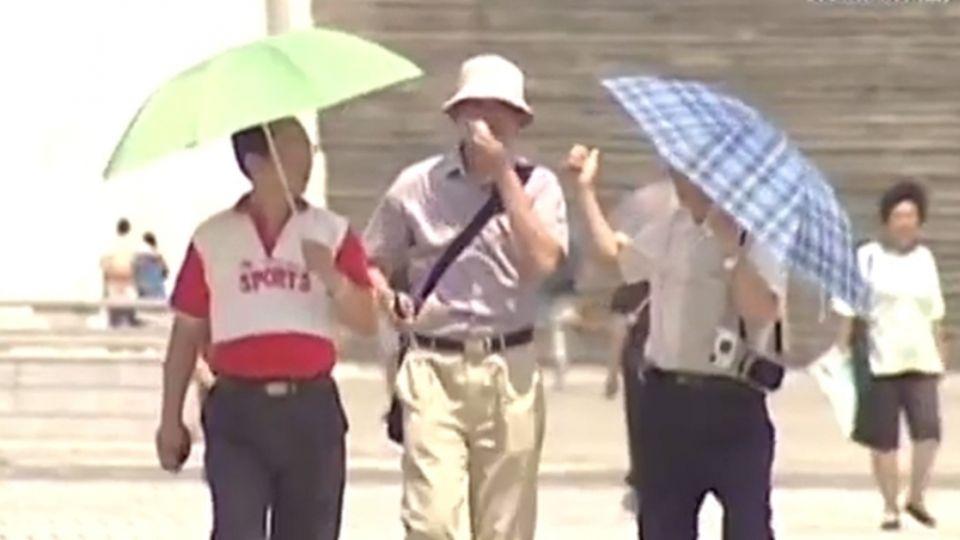 熱浪襲台!台北飆破38.5度 全台高溫將到「這一天」