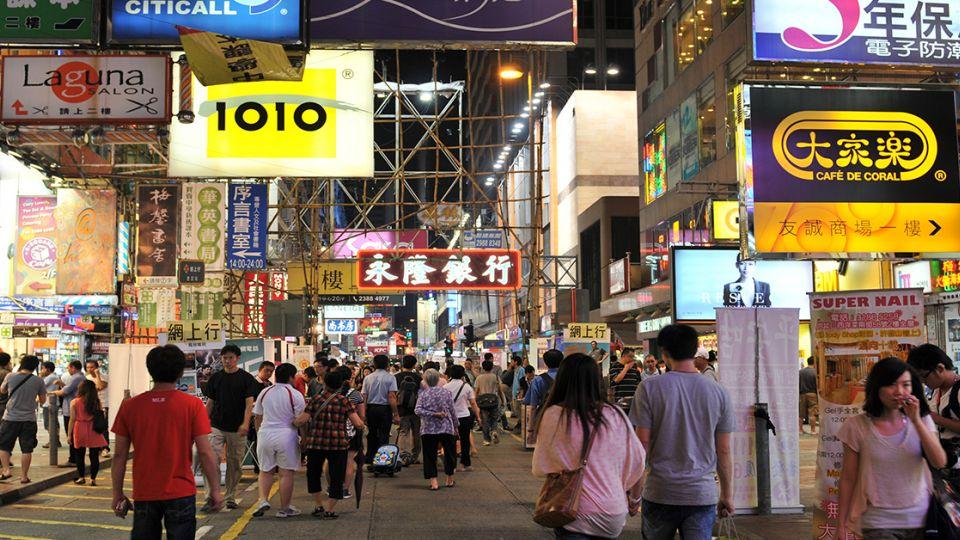 幻想破滅!香港又熱又舊超難玩?他去「第一天就想回家」