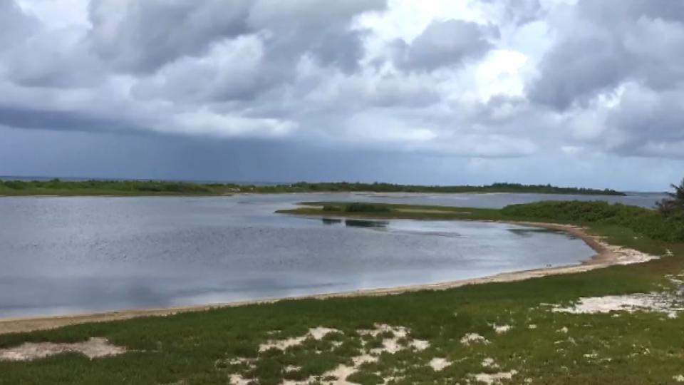 「南海明珠」東沙島 尚未開放揭秘境