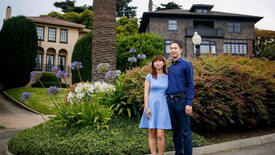 35位富翁住這裡!華裔夫婦僅花9萬美元 爽買整條豪宅街