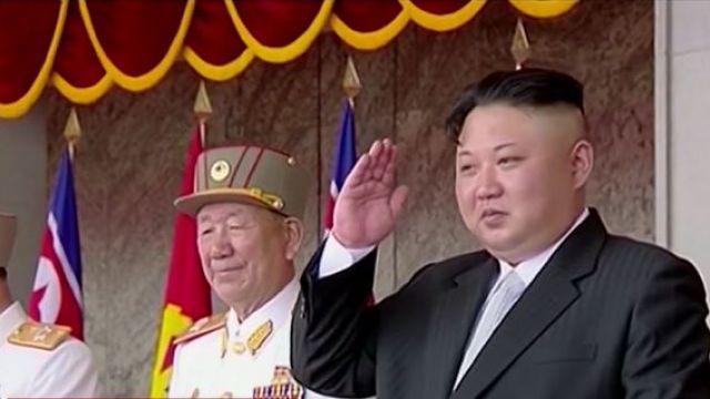 核彈只會丟美國!「負責北韓」再嗆聲 將射4彈打關島