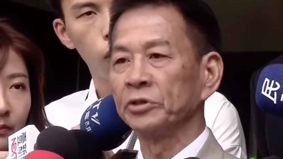 遭控教唆殺蔡正元 中影董座郭台強:虛構情節