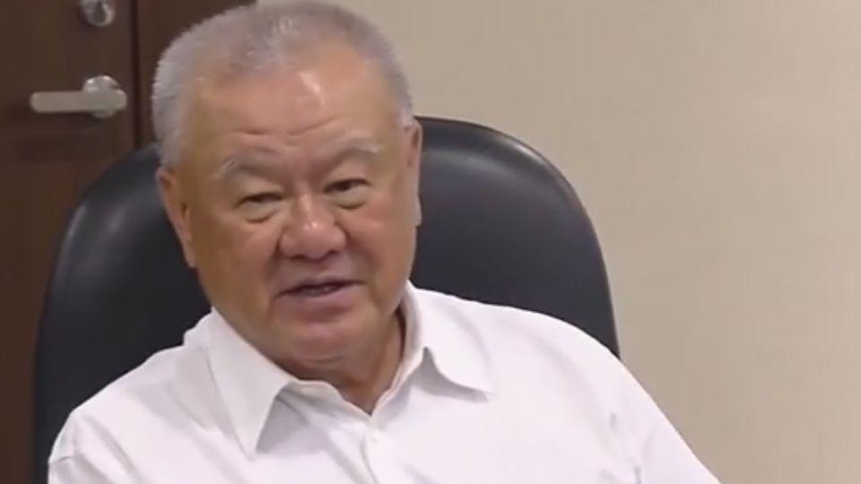 首表態?! 林伯豐:總統說電不夠考慮核電