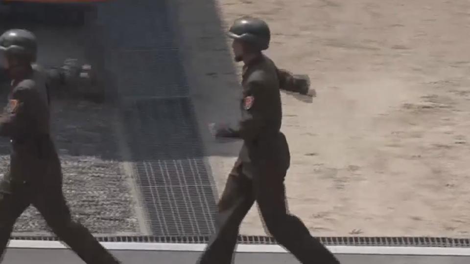 北韓停留冷戰仇美思維 世界火藥庫直擊